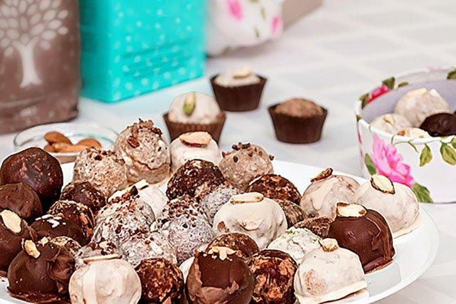 Разнообразный мир удивительных и необычных сладостей