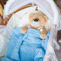 Высококачественные пледы для новорожденных малышей