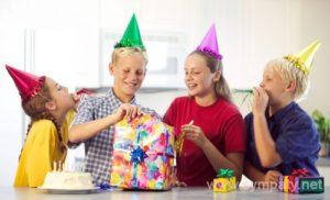 Как отметить день рождения ребенку в 12 лет?