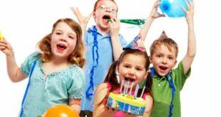 Организация праздника для ребенка