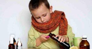 наиболее распространенные детские болезни
