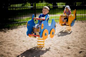 Детские площадки- залог здорового развития ребенка