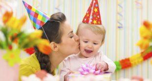 Как отпраздновать день рождения ребенка