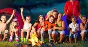 Что взять ребенку в летний лагерь - обязательные вещи