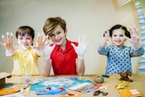 Nabor dlya detskogo tvorchestva Oyster