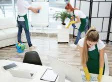 Уборка офиса или дома