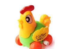 Заводная игрушка для ребенка