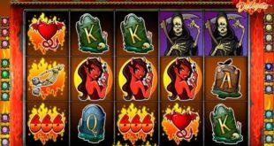 """Игровой автомат «Devil's Delight» в онлайн - казино """"Вулкан"""""""