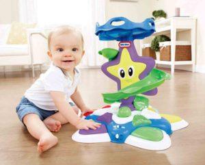 Подаренная игрушка – радость и польза для ребенка