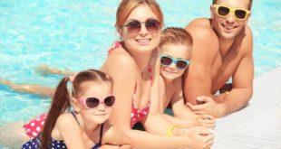 Активный отдых на курорте всей семьей